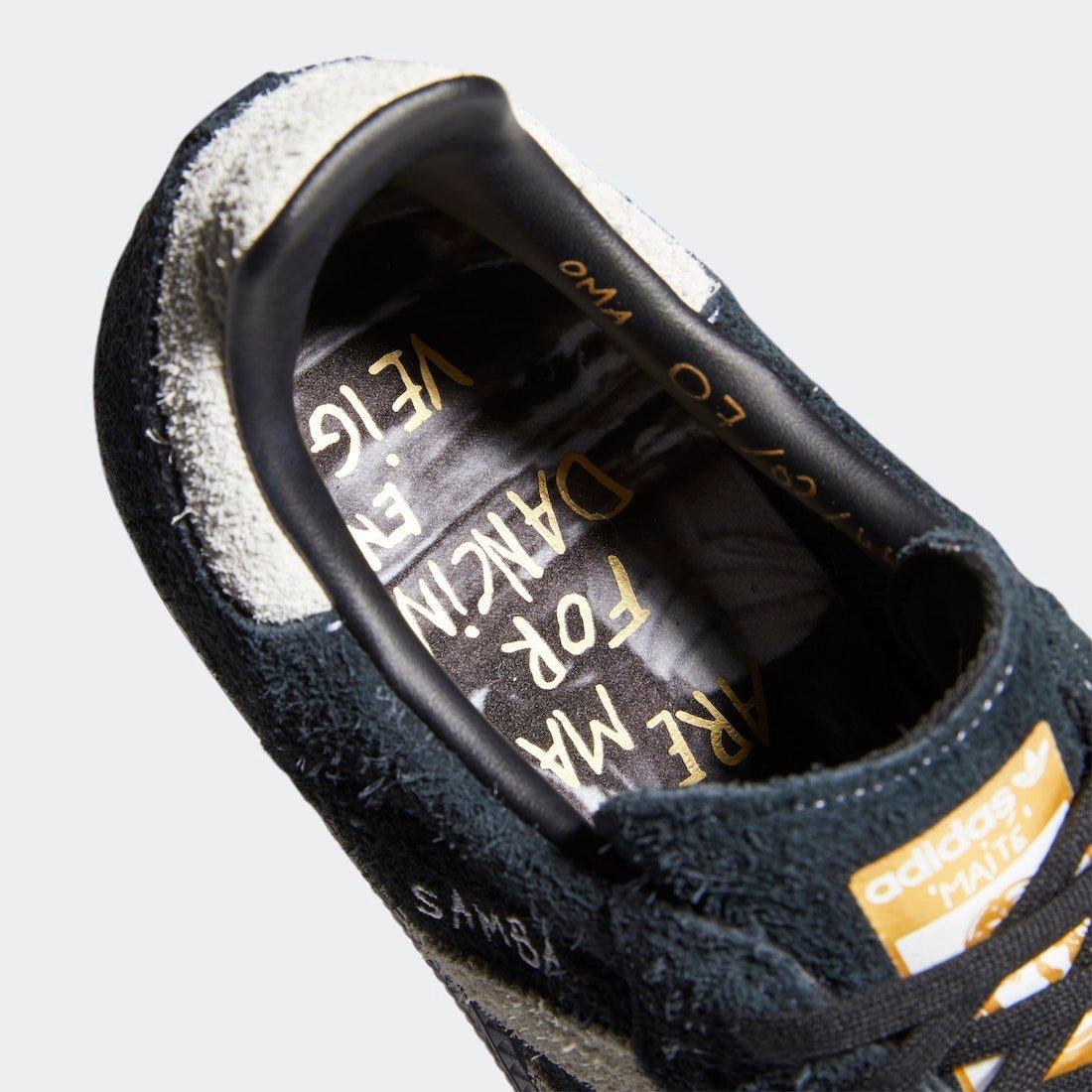 Maite adidas Samba ADV GZ5271 Release Date Info