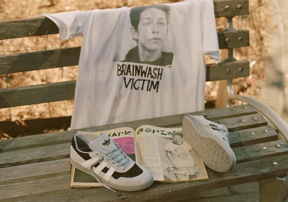 Mark Gonzales adidas Aloha Super Brainwash Victim FY0447