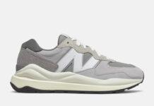 New Balance 57/40 Grey White M5740TA Release Date Info
