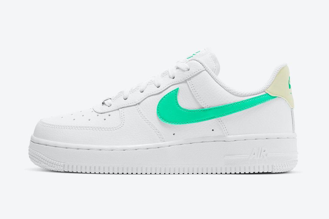 infants nike huarache size 5.5 shoes women Low Green Glow 315115 ...