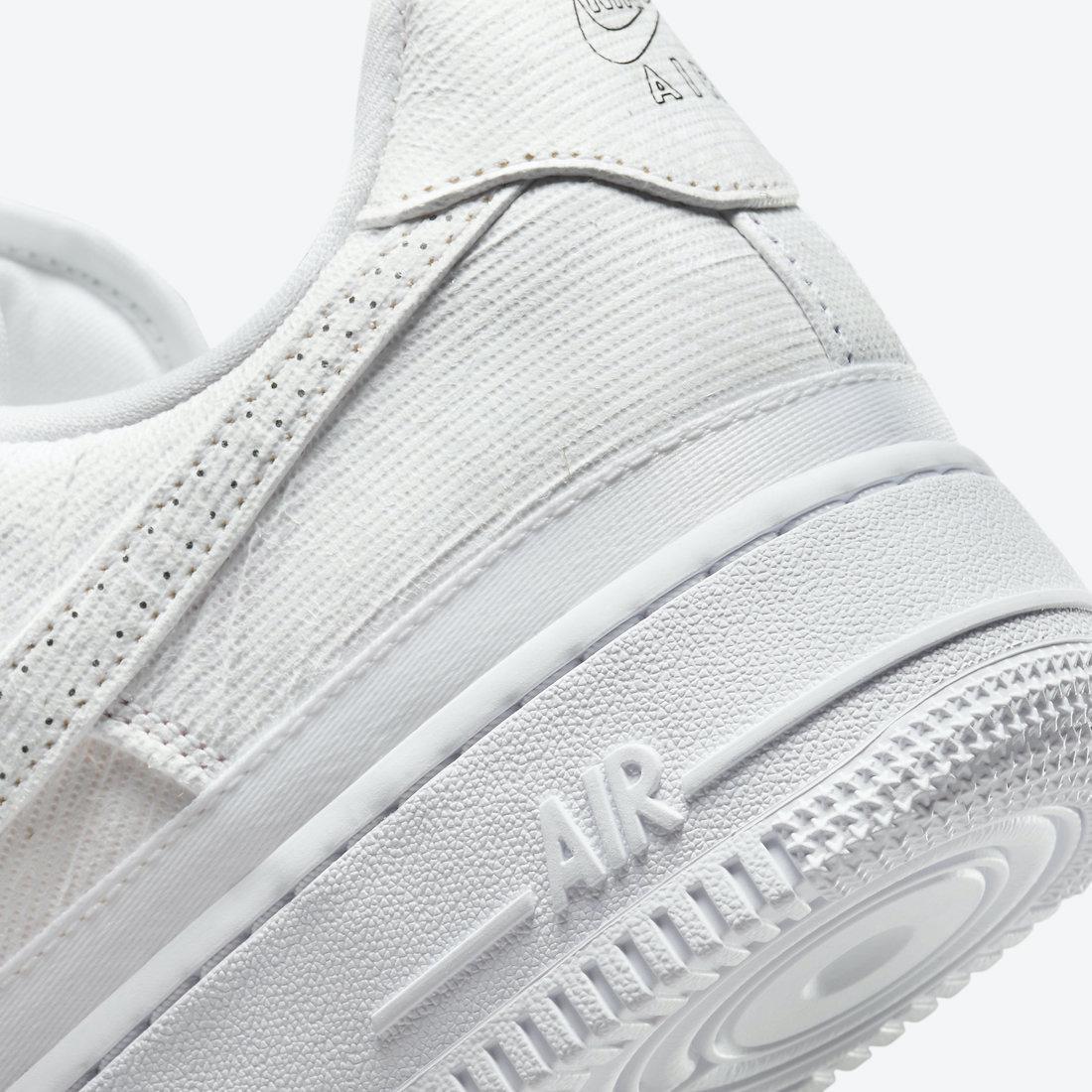 Nike Air Force 1 Low Reveal Tear-Away DJ6901-600 Release Date Info