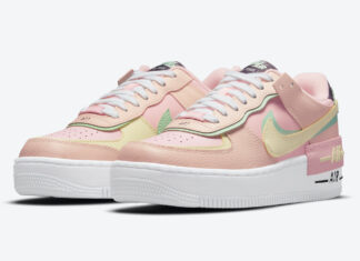 Nike Air Force 1 Shadow Arctic Punch CU8591-601 Release Date Info
