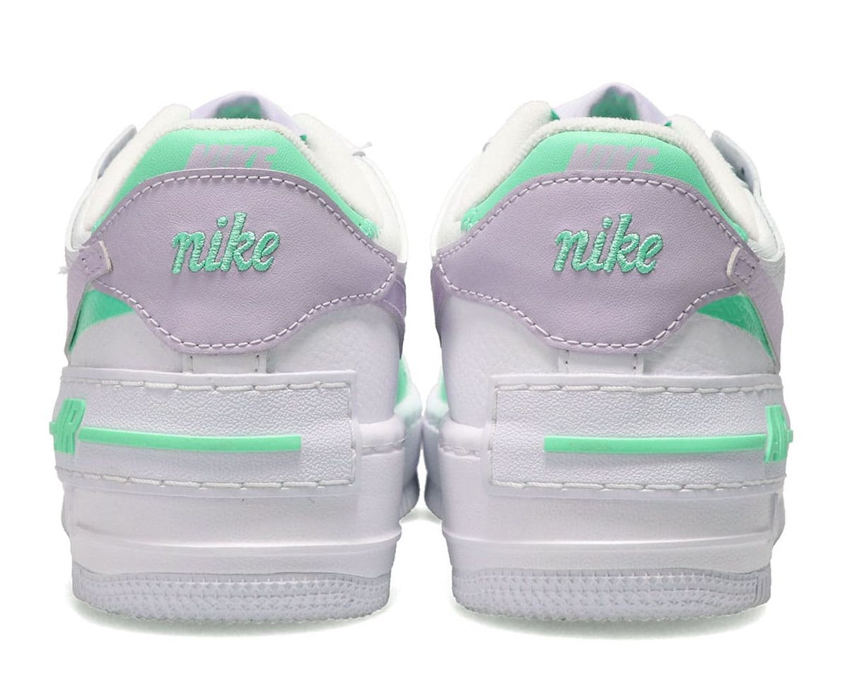 Nike Air Force 1 Shadow Infinite Lilac CU8591-103 Release Date Info