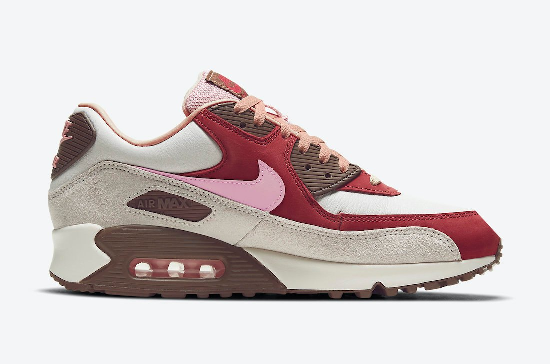 Nike Air Max 90 Bacon CU1816-100 Release Info Price