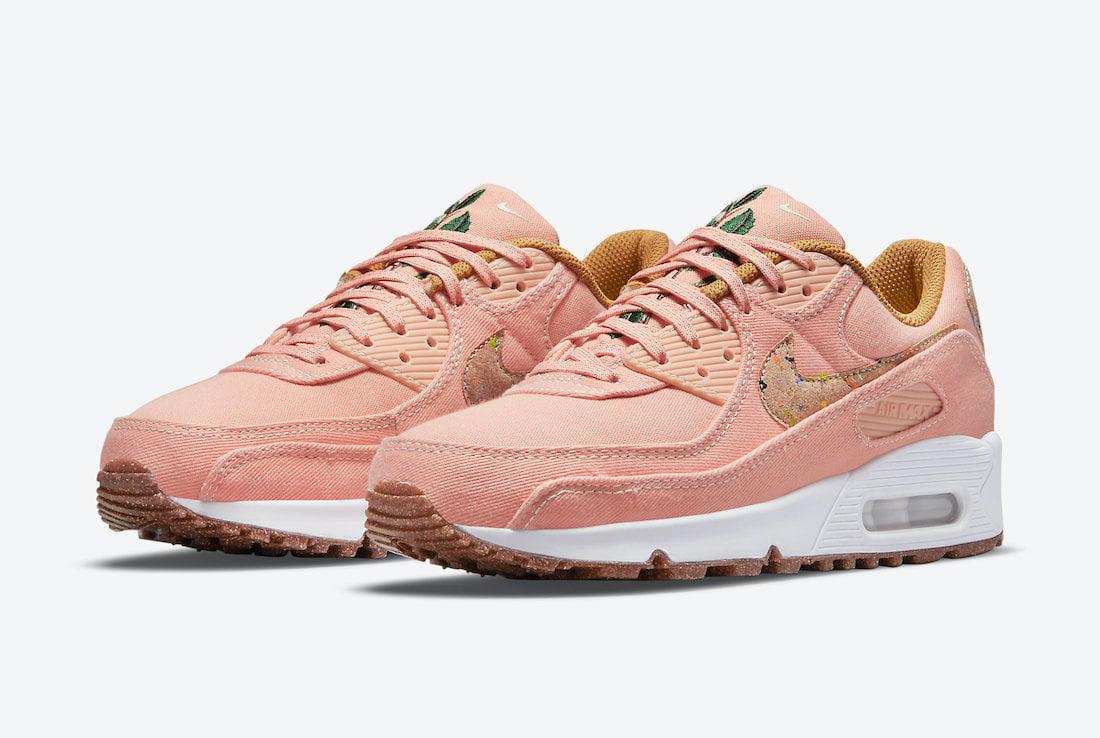 Nike Air Max 90 Cork DD0384-800 Release Date Info | SneakerFiles
