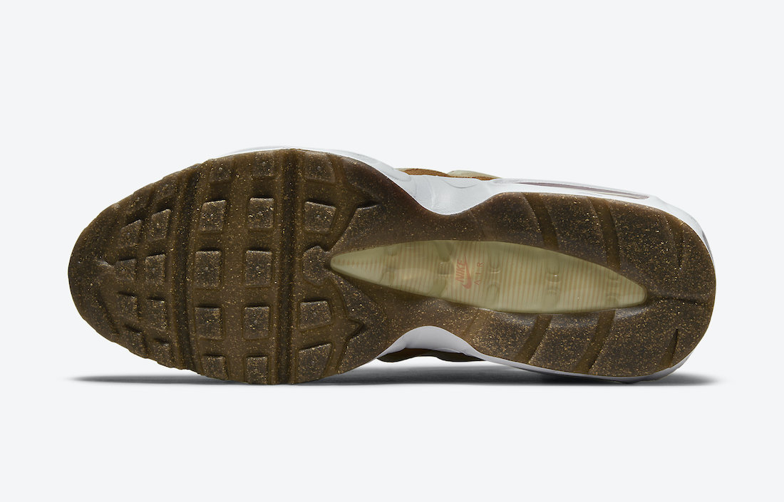 Nike Air Max 95 Cork DC3991-100 Release Date Info