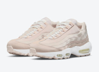 Nike Air Max 95 Shimmer DJ3859-600 Release Date Info