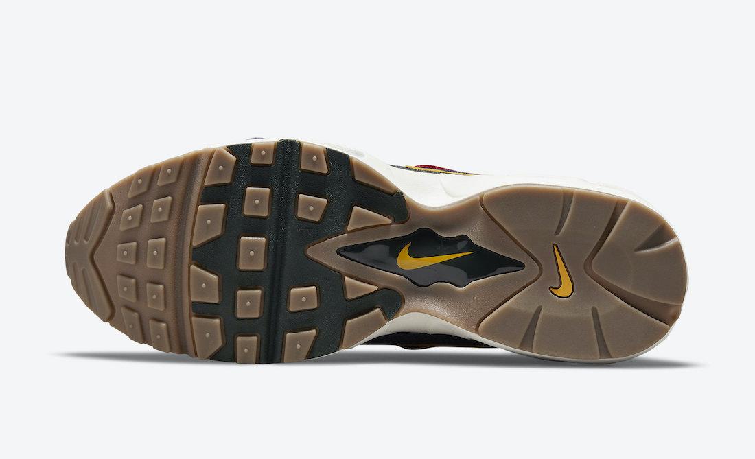 Nike Air Max 96 II Blackened Blue DJ6742-400 Release Date Info