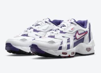 Nike Air Max 96 II Cherry DA2230-100 Release Date Info