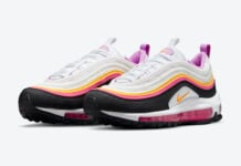 Nike Air Max 97 GS Dawn and Dusk DM8353-100 Release Date Info