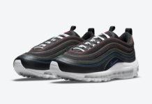 Nike Air Max 97 Multi Stitch DJ5999-001 Release Date Info