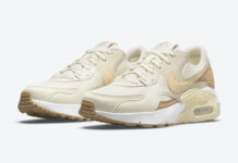 Nike Air Max Excee Cork DJ1975-100 Release Date Info