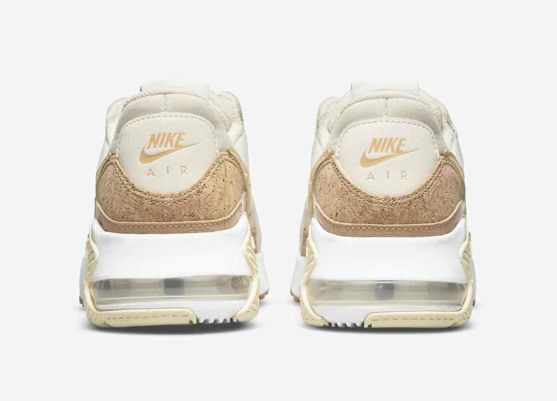 Nike Air Max Excee Cork DJ1975-100 Release Date Info