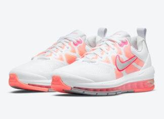 Nike Air Max Genome Bubble Gum CZ1645-101 Release Date Info