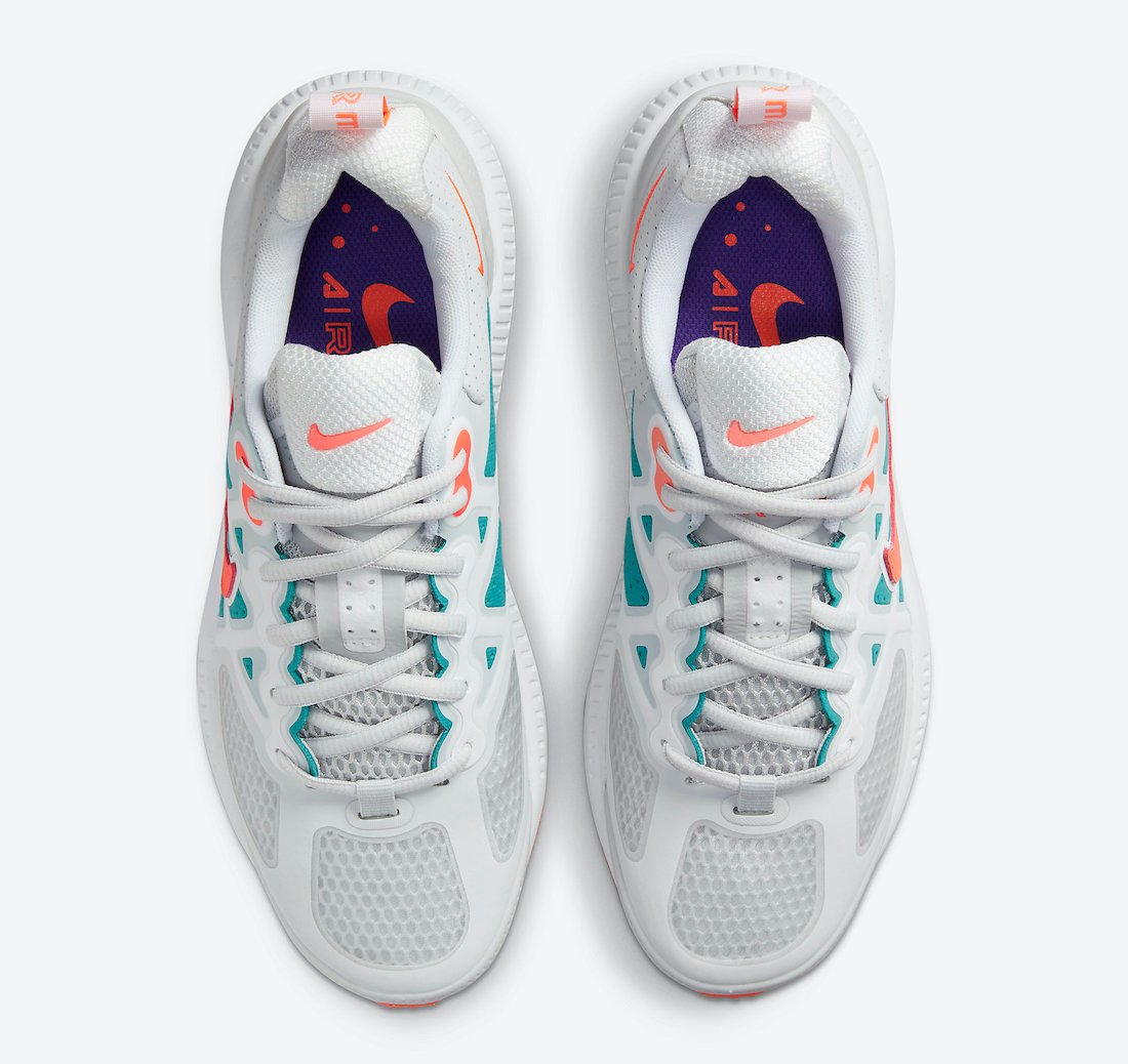 Nike Air Max Genome White Mango Turquoise CZ1645-001 Release Date Info