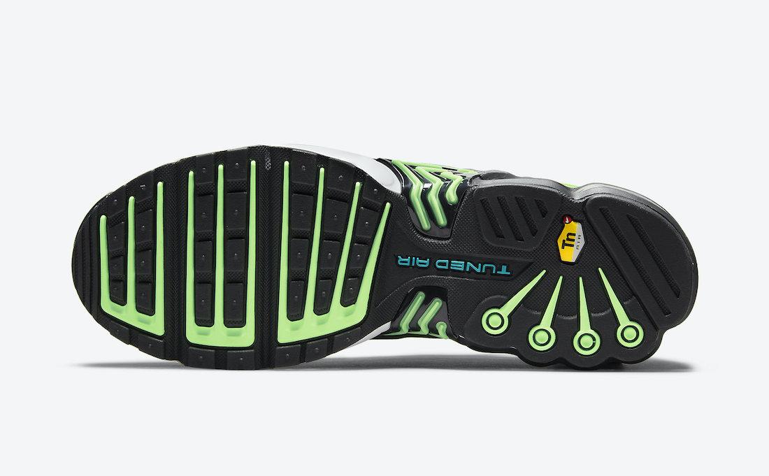 Nike Air Max Plus 3 Ghost Green Aqua DM2835-001 Release Date Info