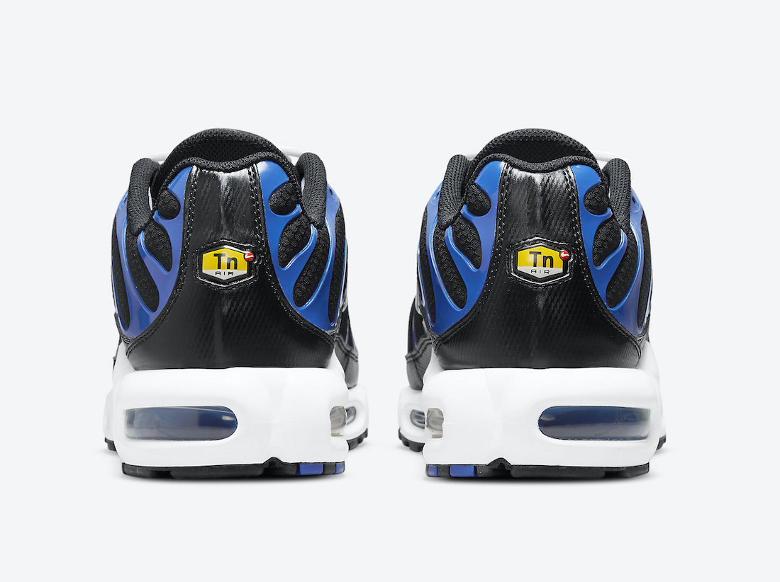 Nike Air Max Plus Black Royal DM8331-001 Release Date Info