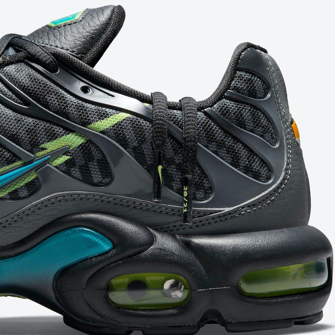Nike Air Max Plus Jagged Swoosh DJ6896-070 Release Date Info