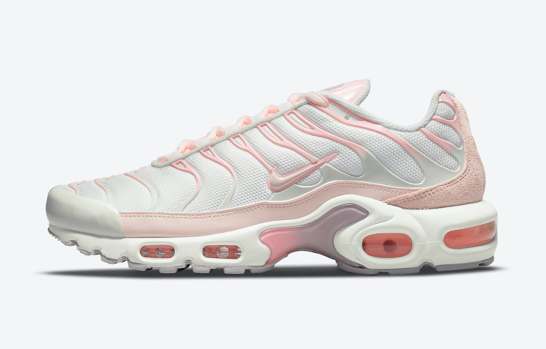 Nike Air Max Plus White Pink DM3037-100 Release Date Info