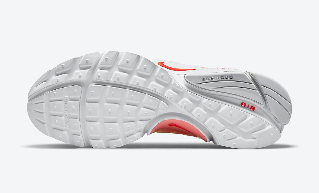Nike Air Presto White Red Pink Orange DM2837-100 Release Date Info