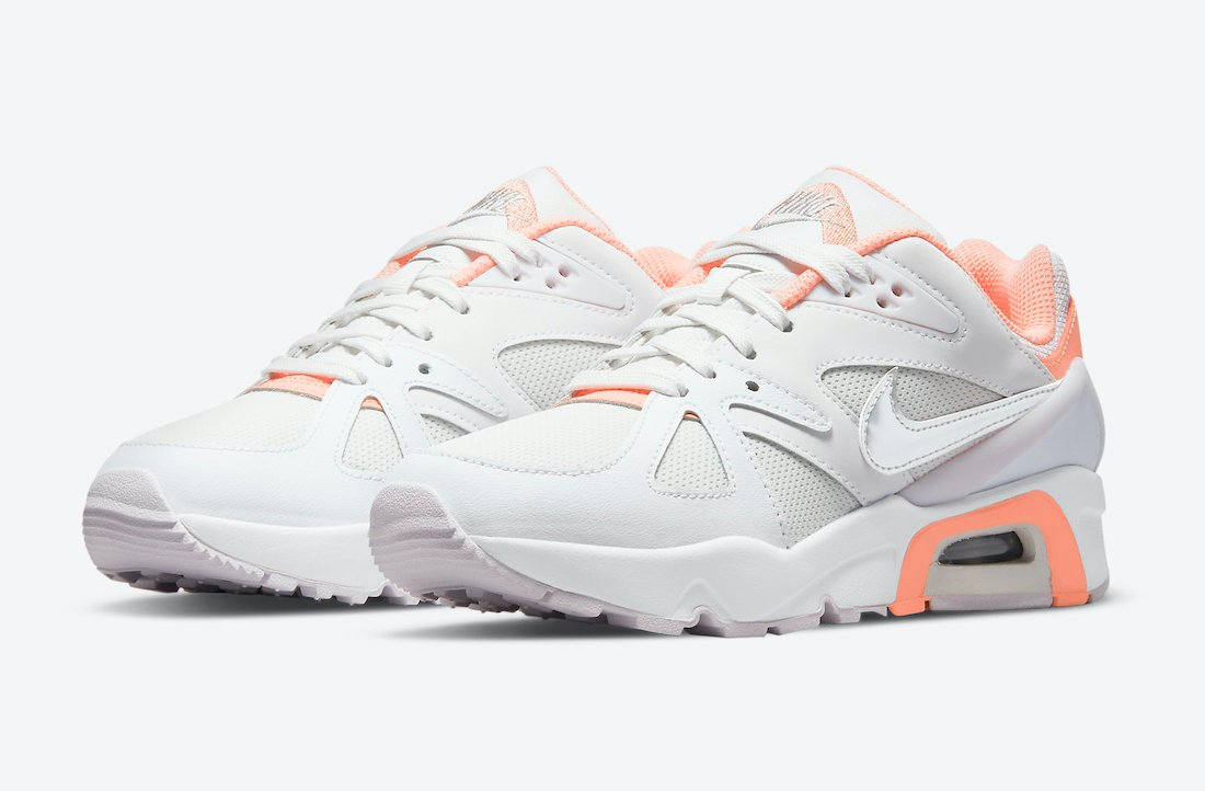 Nike Air Structure Triax 91 White Coral CW1646-004 Release Date Info