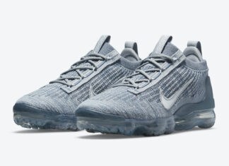 Nike Air VaporMax 2021 Chill Blue DH4084-400 Release Date Info