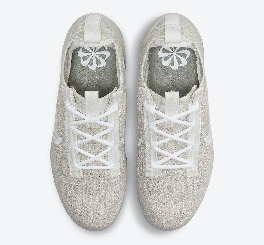 Nike Air VaporMax 2021 Oatmeal DH4088-001 Release Date Info