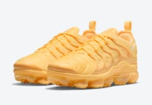 Nike Air VaporMax Plus Pastel Yellow DJ5993-800 Release Date Info