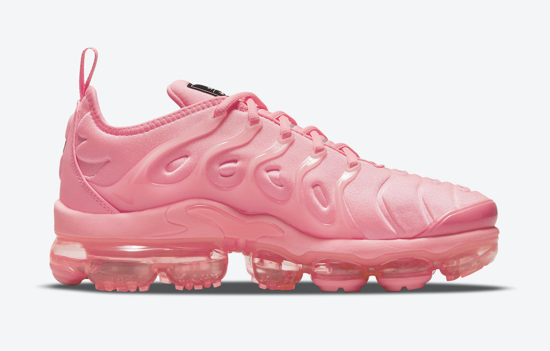 Nike Air VaporMax Plus Pink Bubblegum DM8337-600 Release Date Info