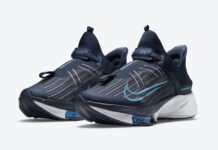 Nike Zoom Tempo NEXT% FlyEase College Navy CV1889-401 Release Date Info