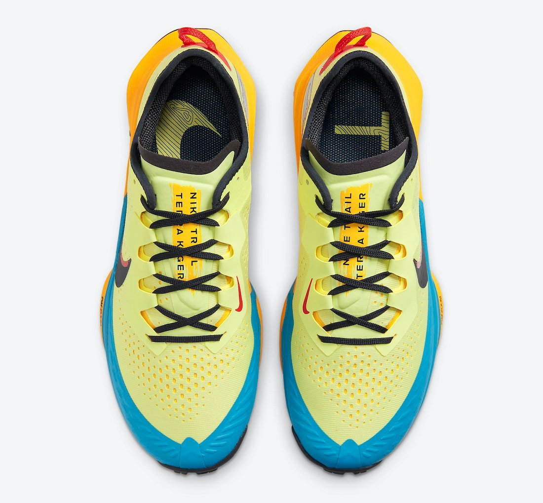 Nike Air Zoom Terra Kiger 7 Limelight CW6062-300 Release Date Info