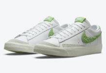 Nike Blazer Low Soccer DJ6193-100 Release Date Info