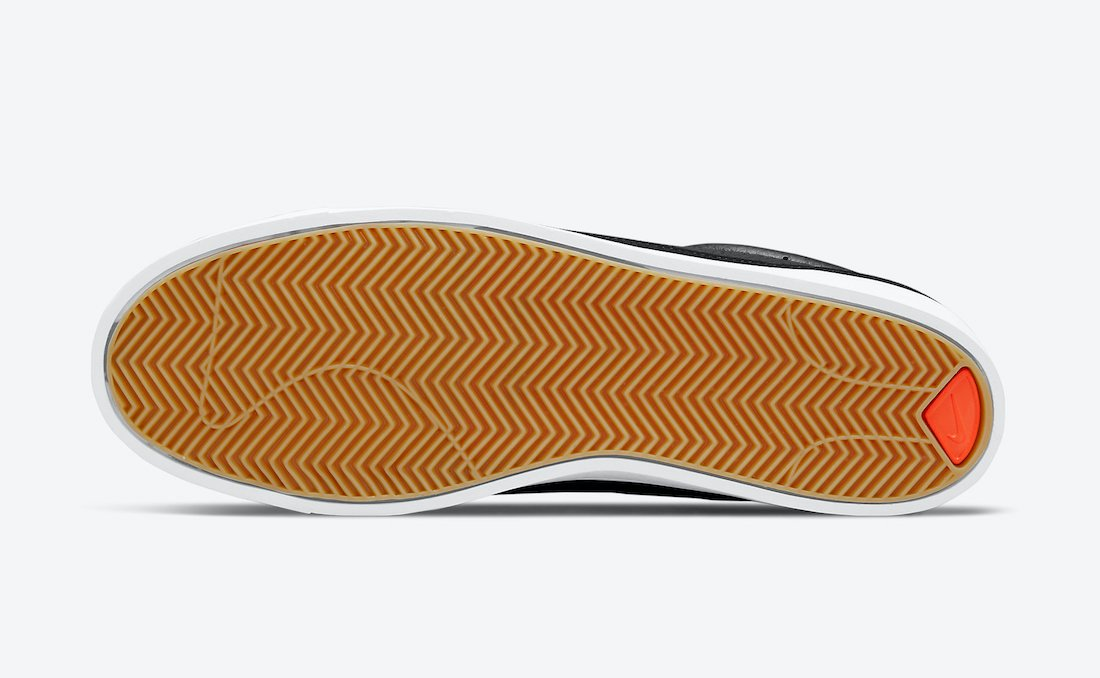 Nike Blazer Low X Black Gum DA2045-100 Release Date Info