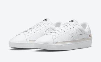 Nike Blazer Low X White Gum DA2045-100 Release Date Info