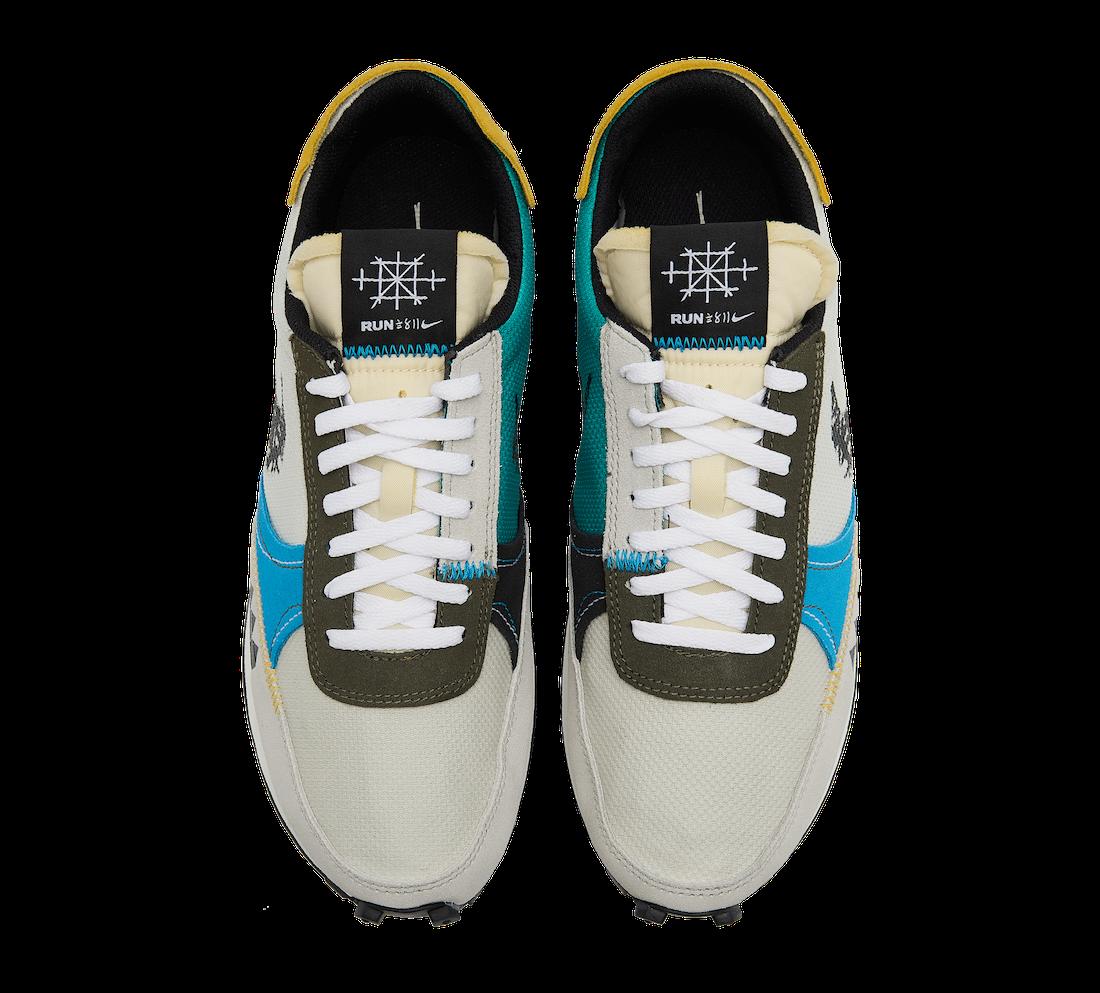 Nike Daybreak Type Sea Glass DJ0894-001 Release Date Info