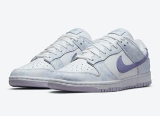 Nike Dunk Low Purple Pulse DM9467-500 Release Date Info
