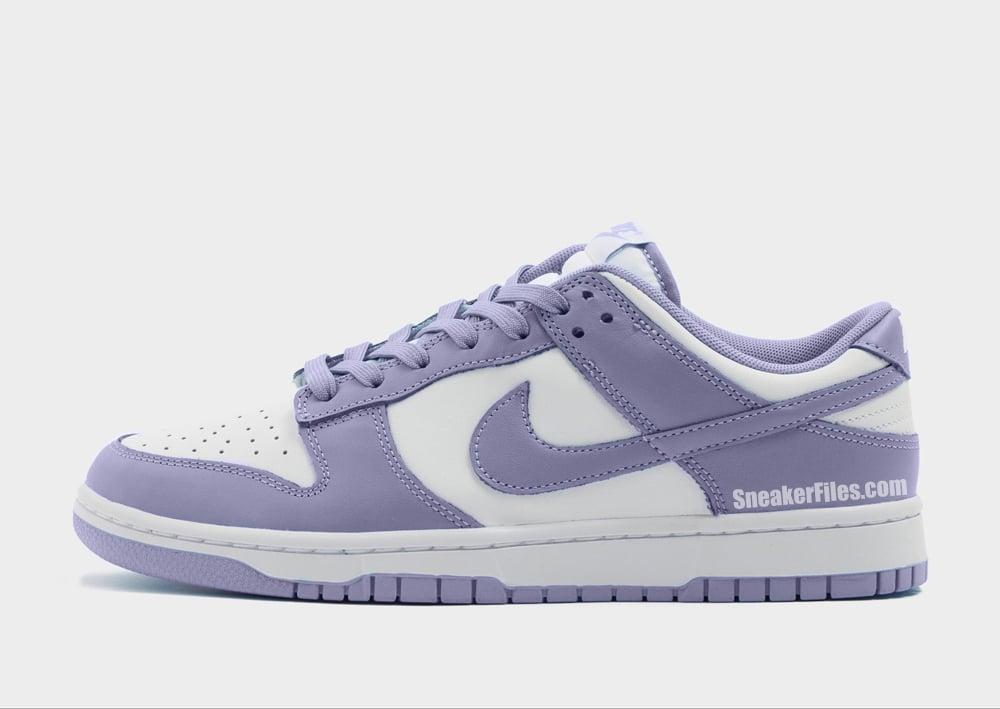 Nike Dunk Low Purple Pulse DM9467-500 Release Date Info