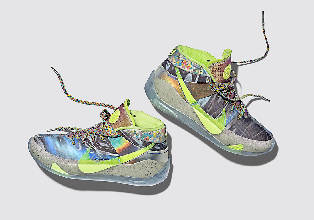 Nike KD 13 All-Star Play for the Future CW3159-001 Release Date Info
