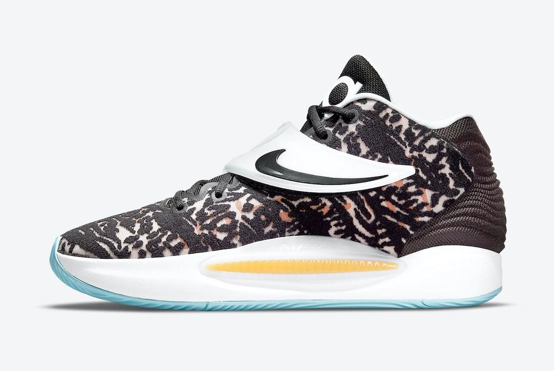 Nike KD 14 CW3935-001 Release Date