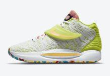 Nike KD 14 Cyber CZ0170-101 Release Date