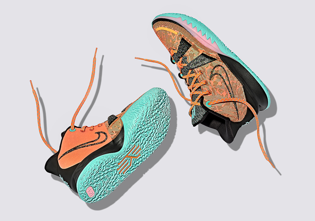 Nike Kyrie 7 All-Star Play for the Future DD1447-800 Release Date Info