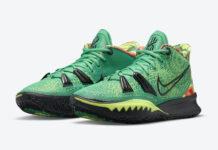 Nike Kyrie 7 Weatherman CQ9327-300 Release Date