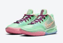 Nike Kyrie Low 4 Keep Sue Fresh CZ0105-300 Release Date Info