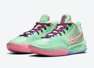 Nike Kyrie Low 4 Keep Sue Fresh CZ0105-300 Release Date Info