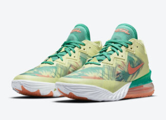 Nike LeBron 18 Low LeBronold Palmer CV7562-300 Release Date
