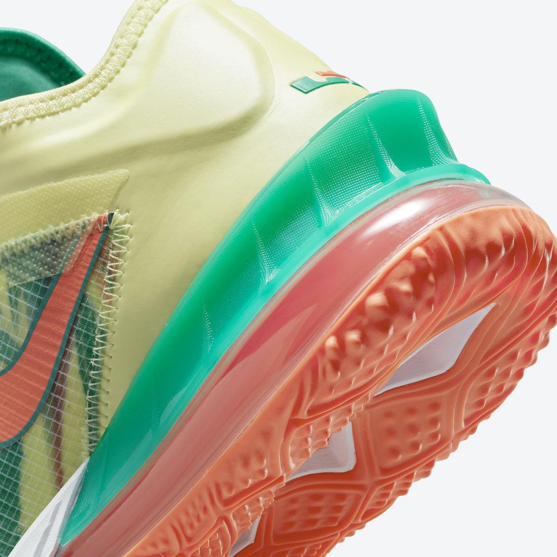 Nike LeBron 18 Low LeBronold Palmer CV7562-300 Release Date