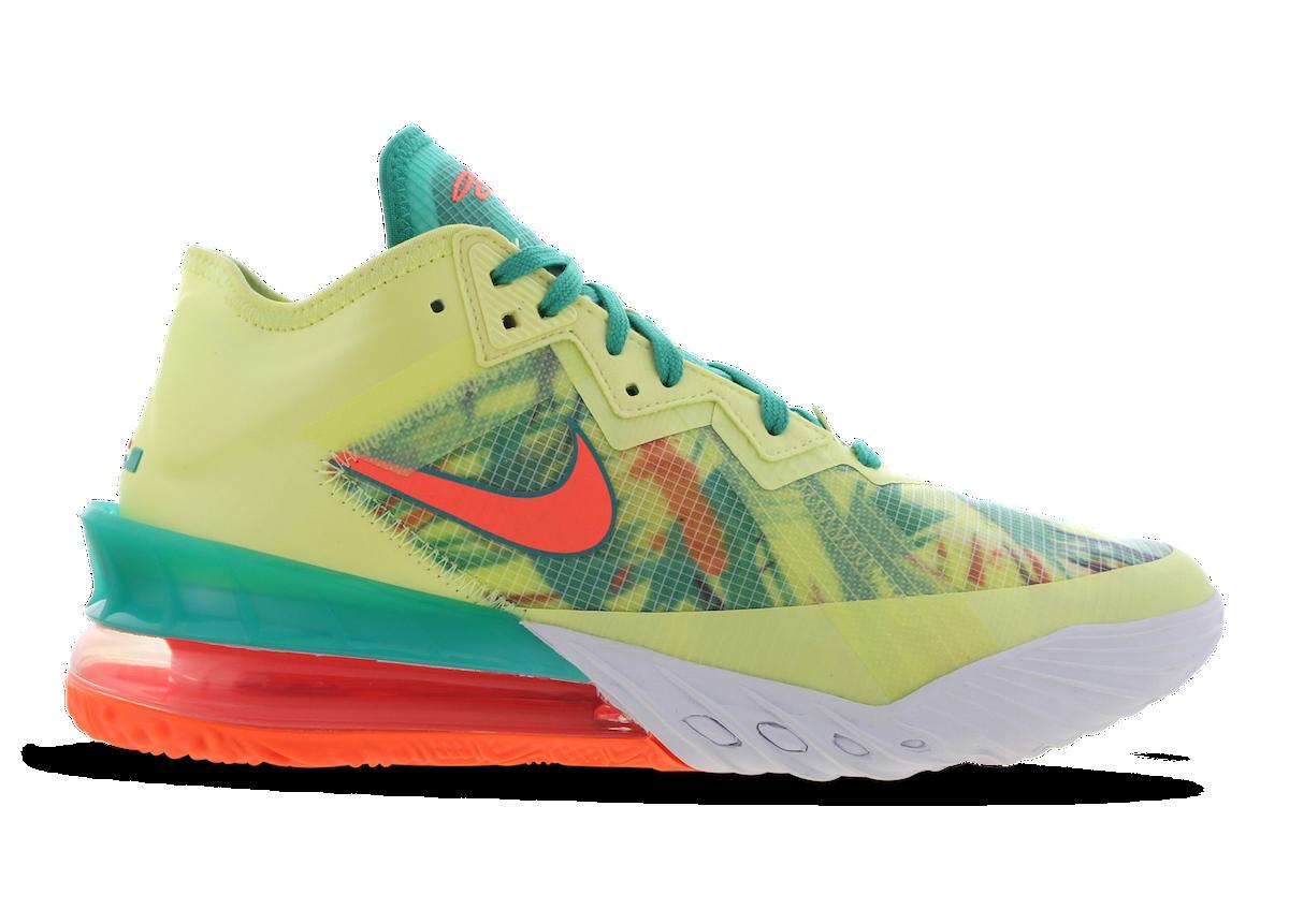 Nike LeBron 18 Low LeBronold Palmer Release Date Info