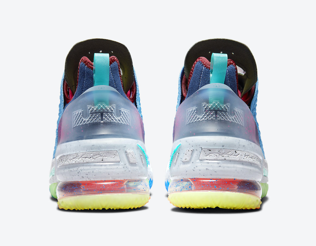 Nike LeBron 18 What The DM2813-400 Release Date Info