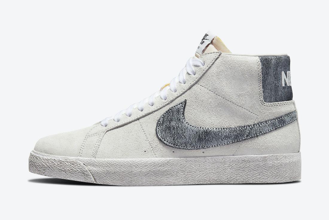 Nike SB Blazer Mid Faded DA1839-002 Release Date Info