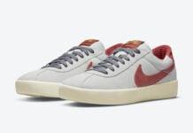 Nike SB Bruin React Team Red CJ1661-003 Release Date Info